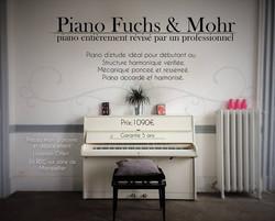 Les pianos en ventes