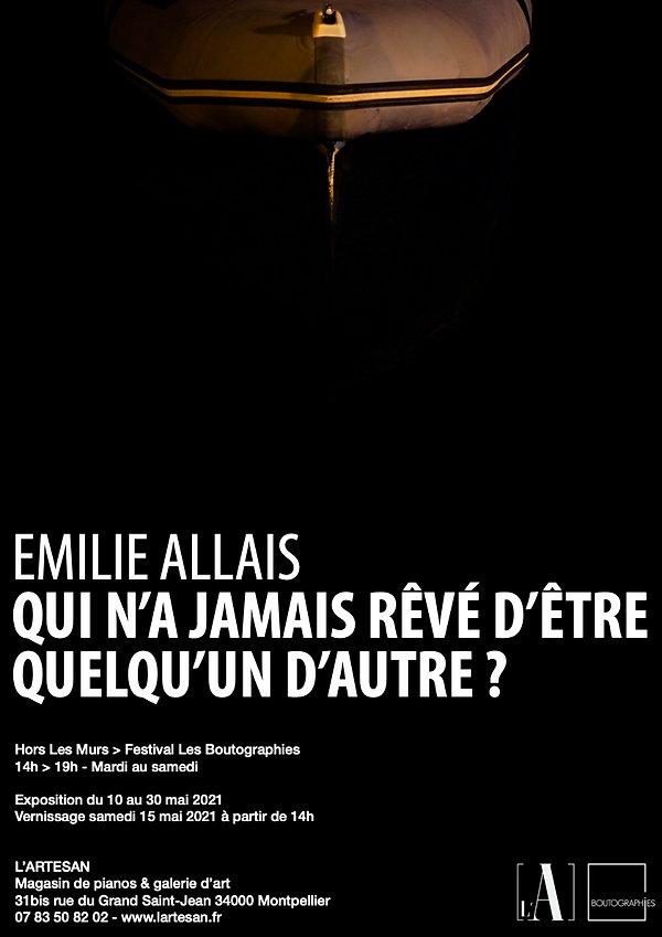 Emilie Allais Affiche
