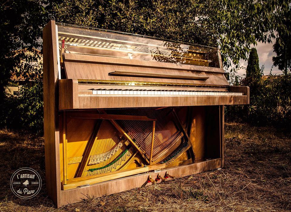 """Piano Design Gamme """"Céruse"""""""