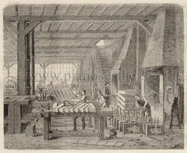 Pleyel-Construction des barrages, l'illu