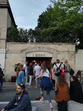 L'Artesan / Galerie d'art & Evénementiel