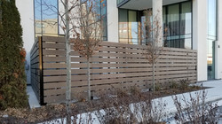 Midwest Fence- Composite Fence - UIC