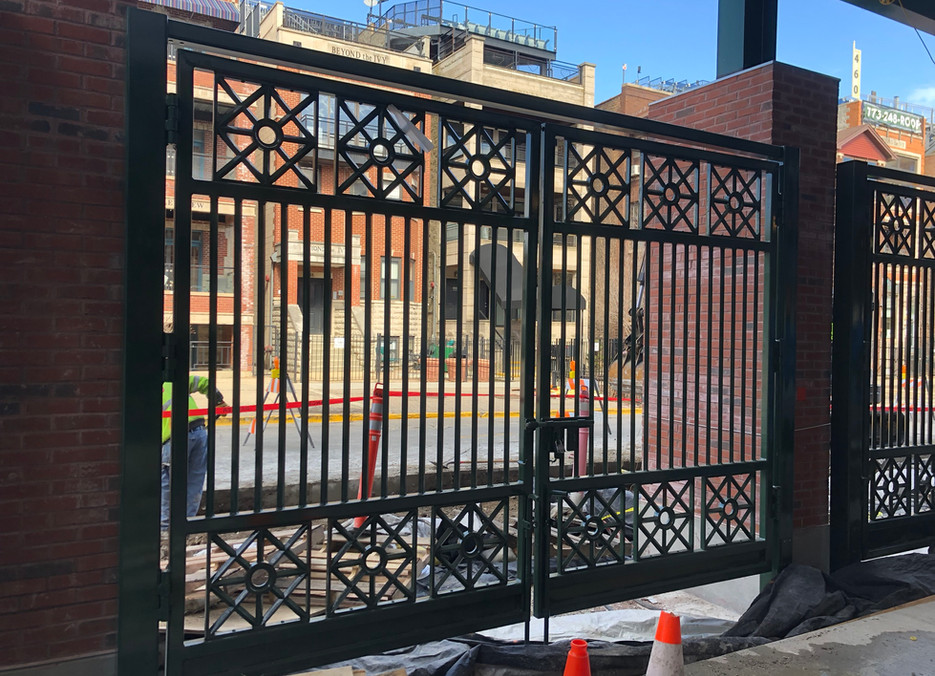 Midwest Fence- Specialty Steel Fence