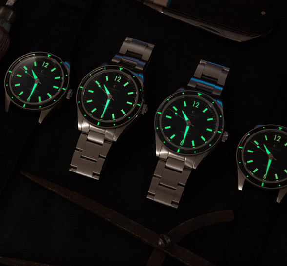 Photic Diver lume line up