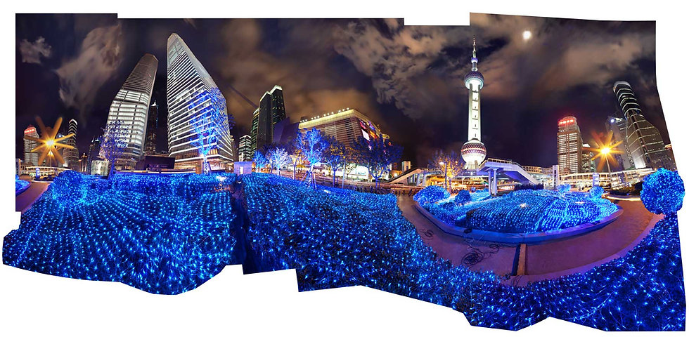 THE ORIENTAL PEARL PUDONG (IFC) 2  (2012)