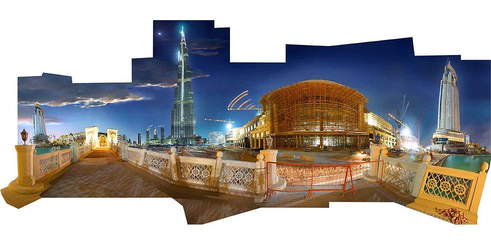 BURJ KHALIFA (DUBAI) 1  (2010)