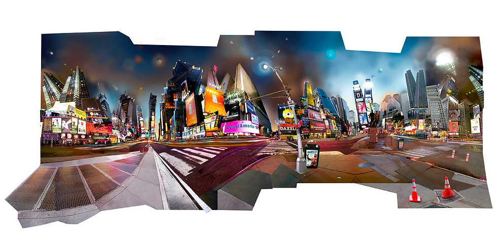 TIMES SQUARE 1  (2007)