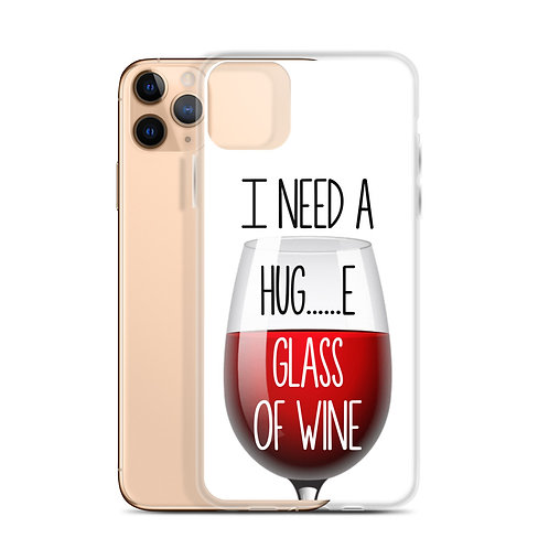 Huge Glass iPhone Case