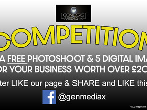 Facebook Competition Launched