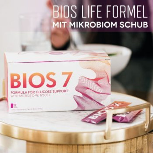 Bios 7, 60 Sachets