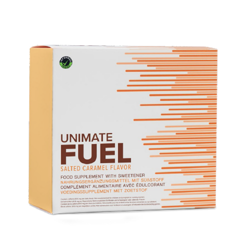 Unimate Fuel Salted Caramel, 60 Sachets
