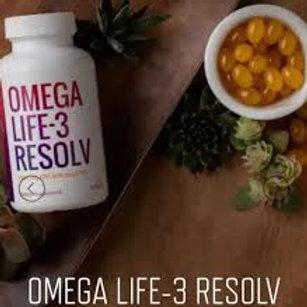 Omega Life-3 Resolv, 120 Kapseln