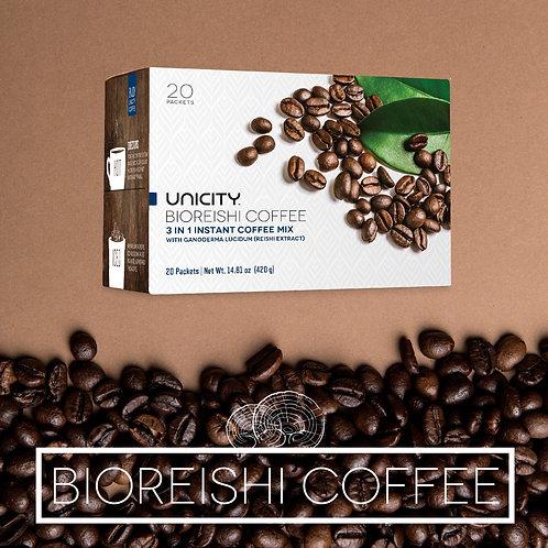 Bio Reishi Coffee, 20 Sachets, 420g