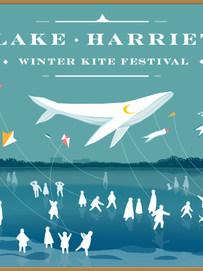 Lake Harriet Kite Festival