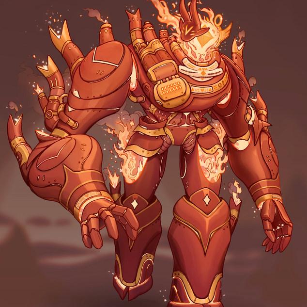Lava Guardian
