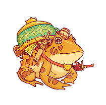 Bullfrog Merchant