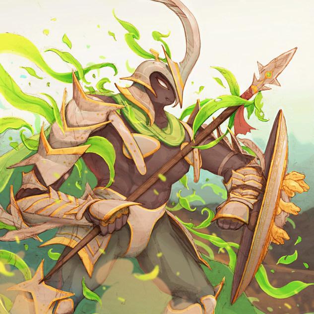 Green Hoplite