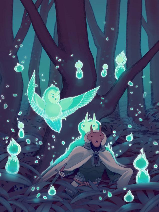 Spirits // Afterlife