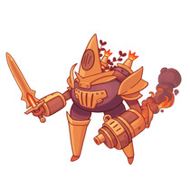 Elemental Fighter
