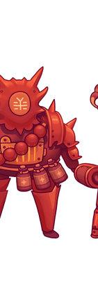 3 // Legion Grenadier