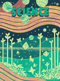 Science Textbook Cover