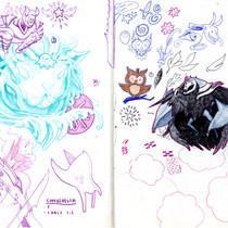 Moleskin Sketches