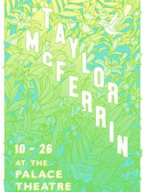 Tayloor McFerrin Tour Poster