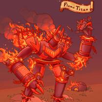 Flame Titan