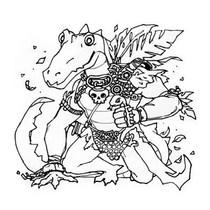 Inktober Sketch # 8