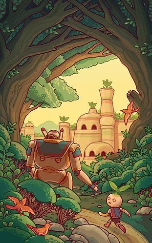 The Adventures of Plantkid