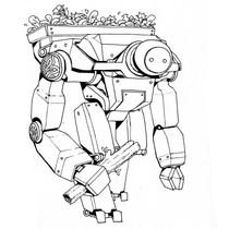 Inktober Sketch # 3