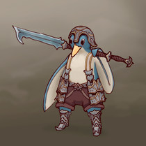 Penguin Knight