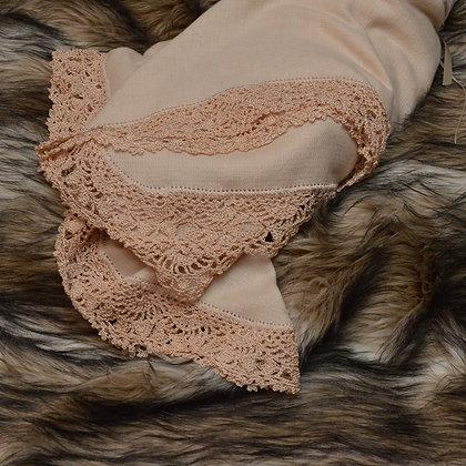 Cashmere baby shawls
