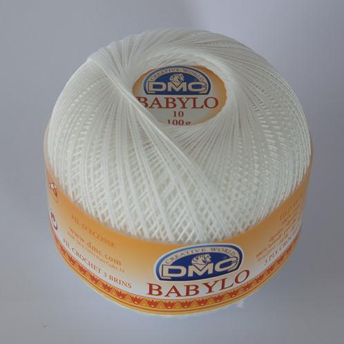 Dmc Babylo Size 20 Crochet Thread 100g
