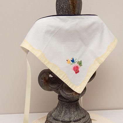 Cotton scarves half