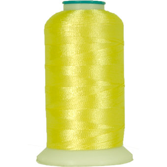 Machine Embroidery Thread Yellows