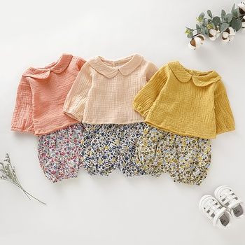 Coordinating long sleeve top and bubble