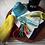 Thumbnail: Knitted organic cotton dishcloth