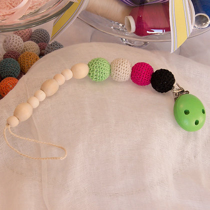 Chunky Bead dummy chains