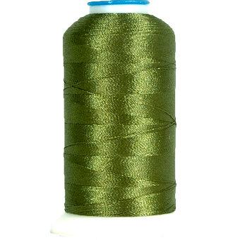 Machine Embroidery Thread Greens