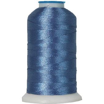 Machine Embroidery Thread Blues
