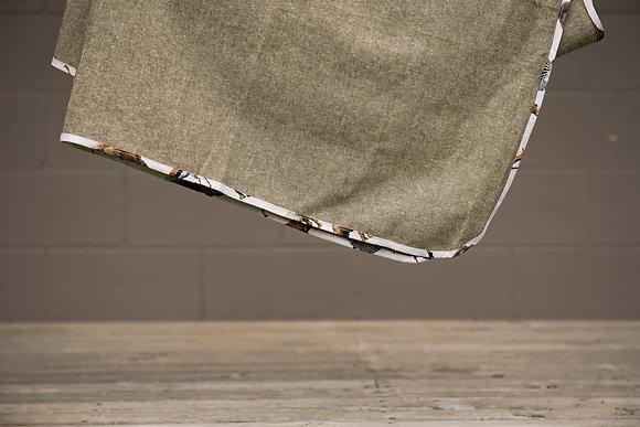 Cotton Linen baby wrap - Savannah