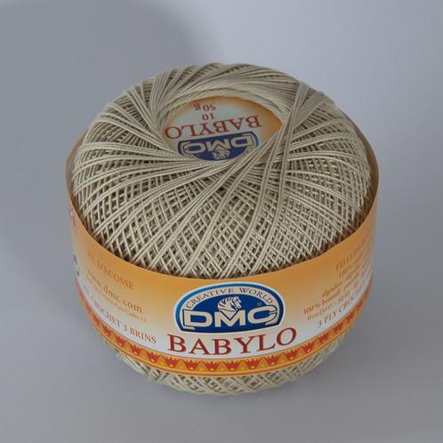 Dmc Babylo Size 10 Crochet Thread 50g