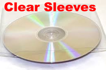 Clear Plastic Sleeves