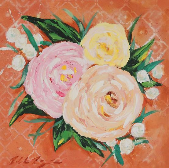 """""""Floral Burst #4"""""""