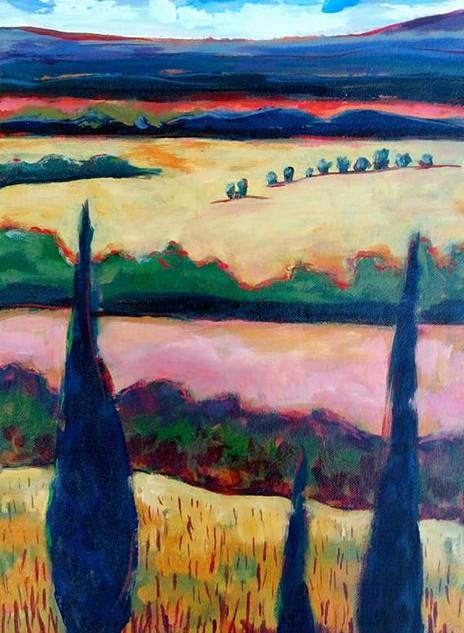 Acrylic on Canvas Available