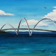 """""""JK Bridge Clear Skies"""""""