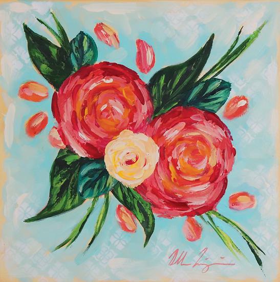 """""""Floral Burst #2"""""""
