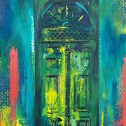 """""""Turquoise Door"""""""