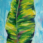 Oil on Canvas SOLD